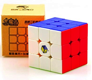 3x3 Little Magic Speedcube