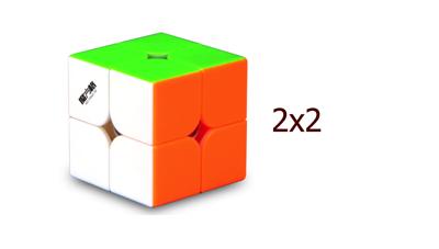 2x2 cubes