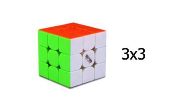 3x3 cubes