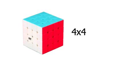 4x4 kubussen