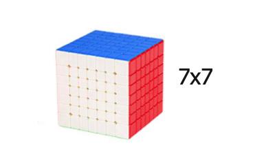 7x7 kubussen